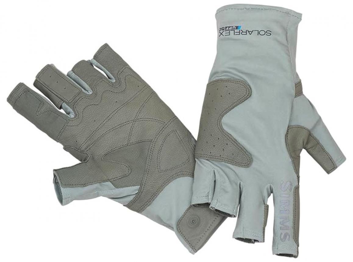 Перчатки Simms Solarflex Guide Glove XL Ash