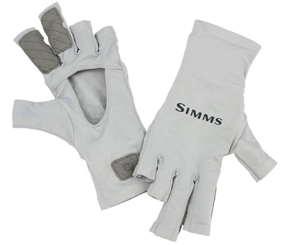 Перчатки Simms SolarFlex SunGlove L Sterling