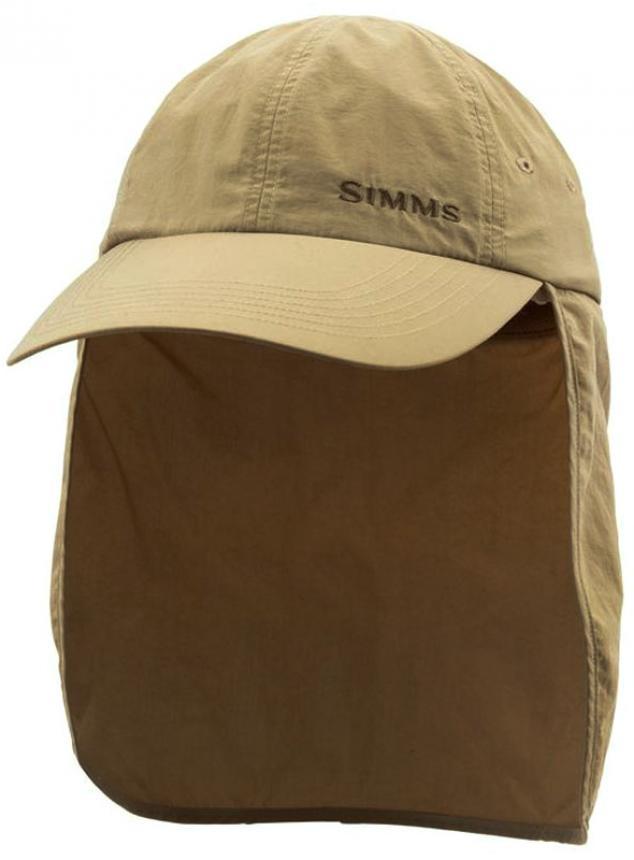Кепка Simms BugStopper SunShield Cap Cork