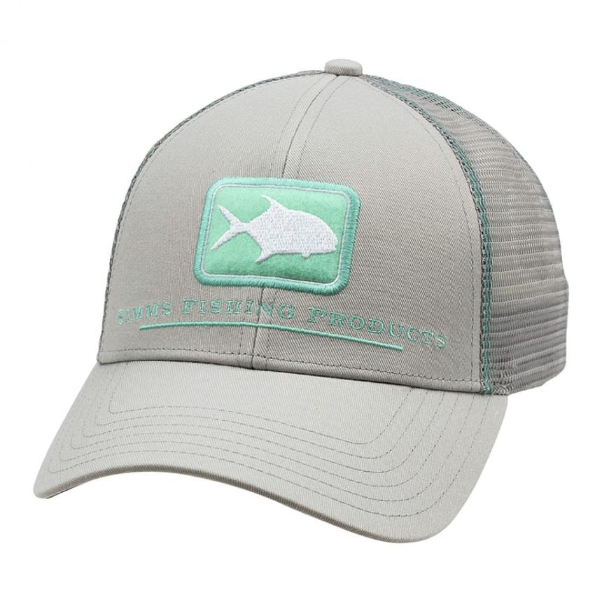 Кепка Simms Permit Icon Trucker Sterling