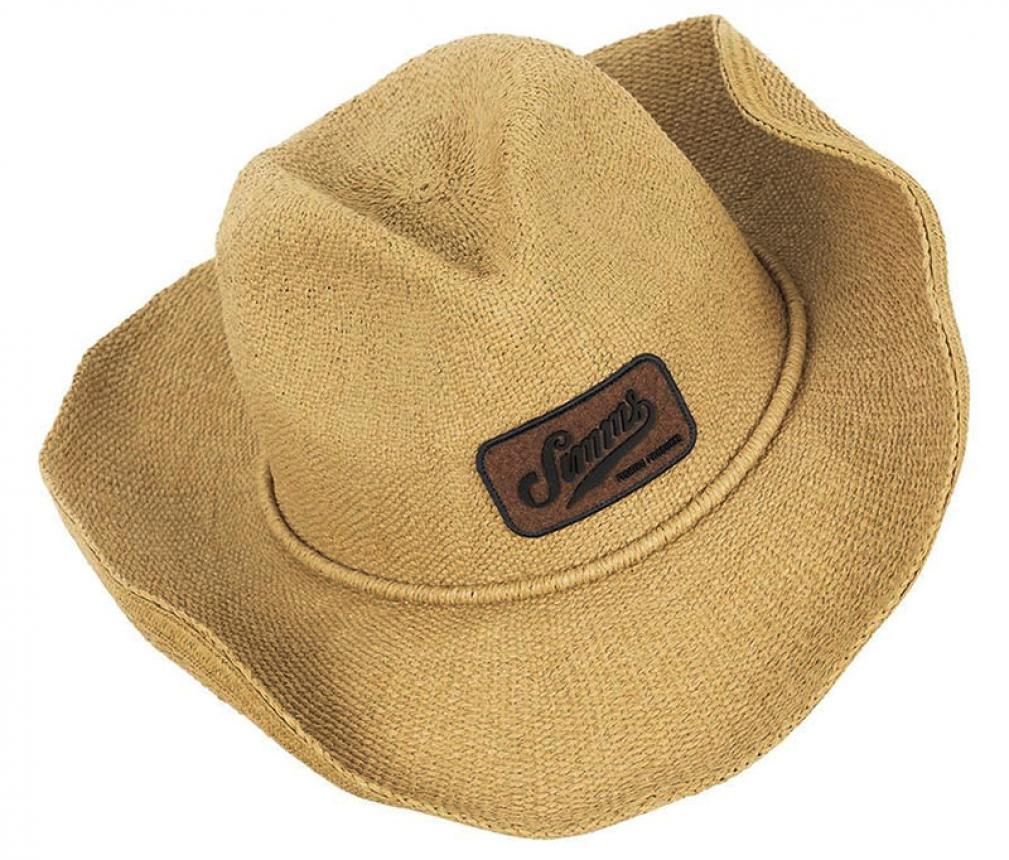 Шляпа Simms Big Sky Sun Hat Natural