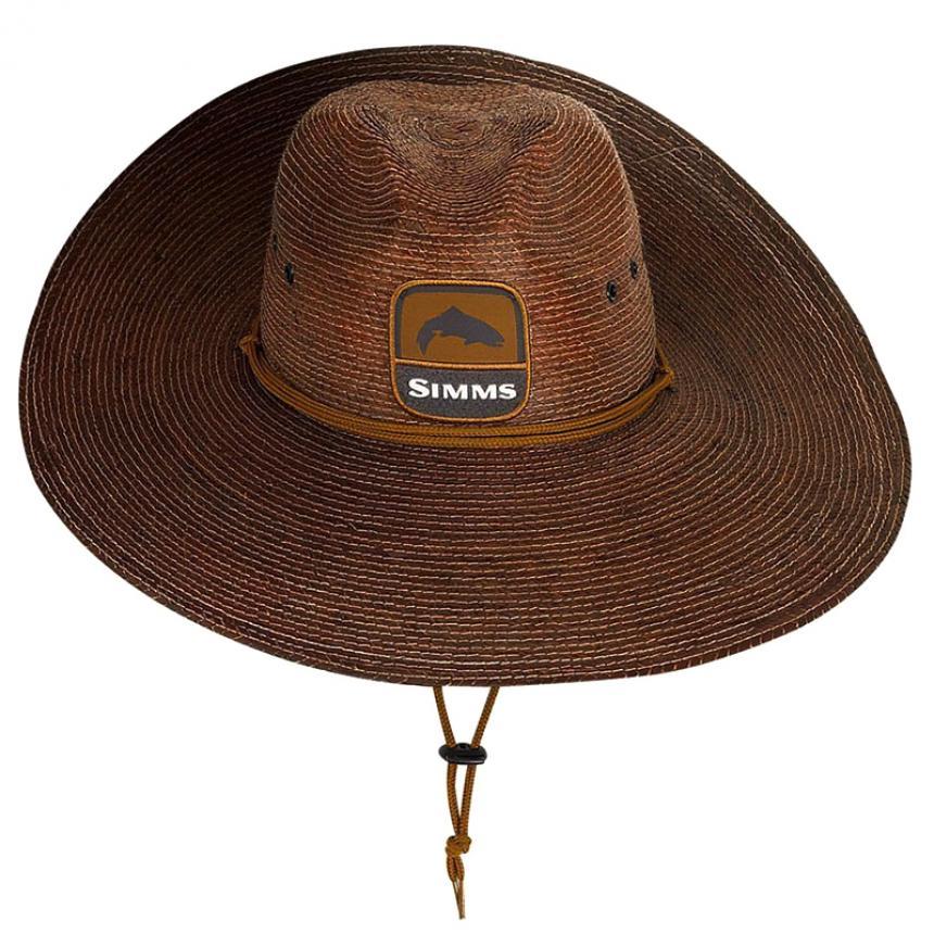 Шляпа Simms Cutbank Sun Hat Toffee