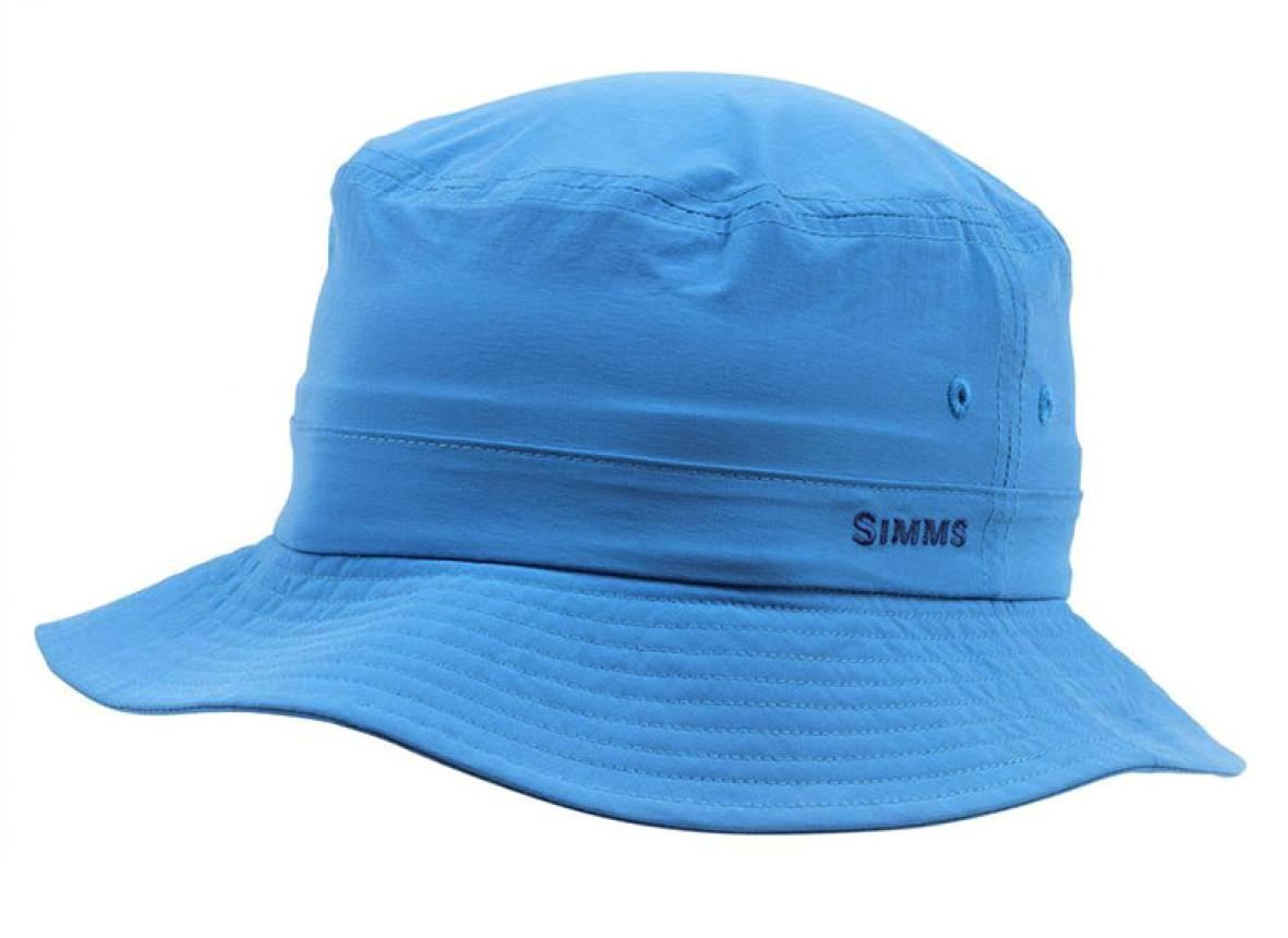 Шляпа Simms Superlight Bucket Hat Pacific