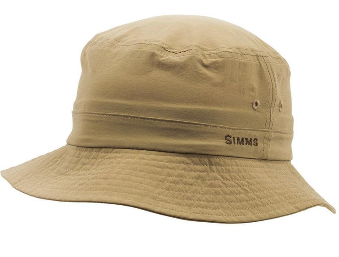 Шляпа Simms Superlight Bucket Hat Cork