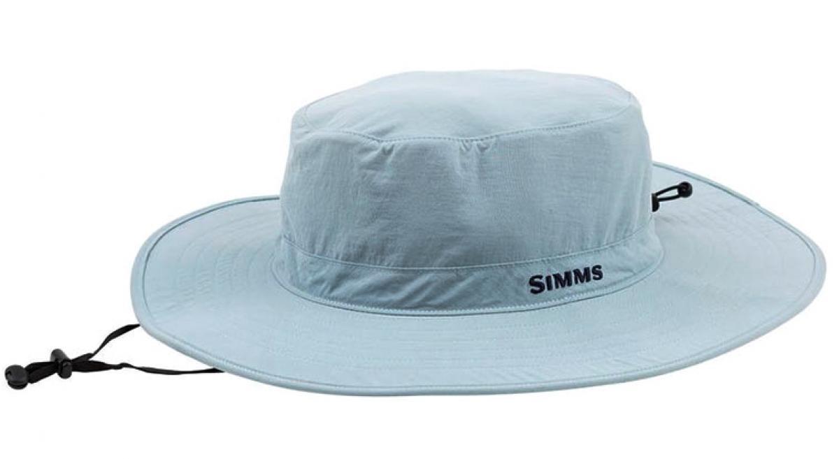 Шляпа Simms Superlight Solar Sombrero Grey Blue