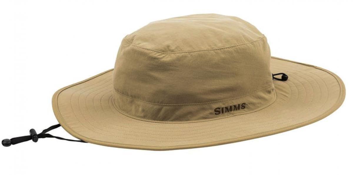 Шляпа Simms Superlight Solar Sombrero Cork