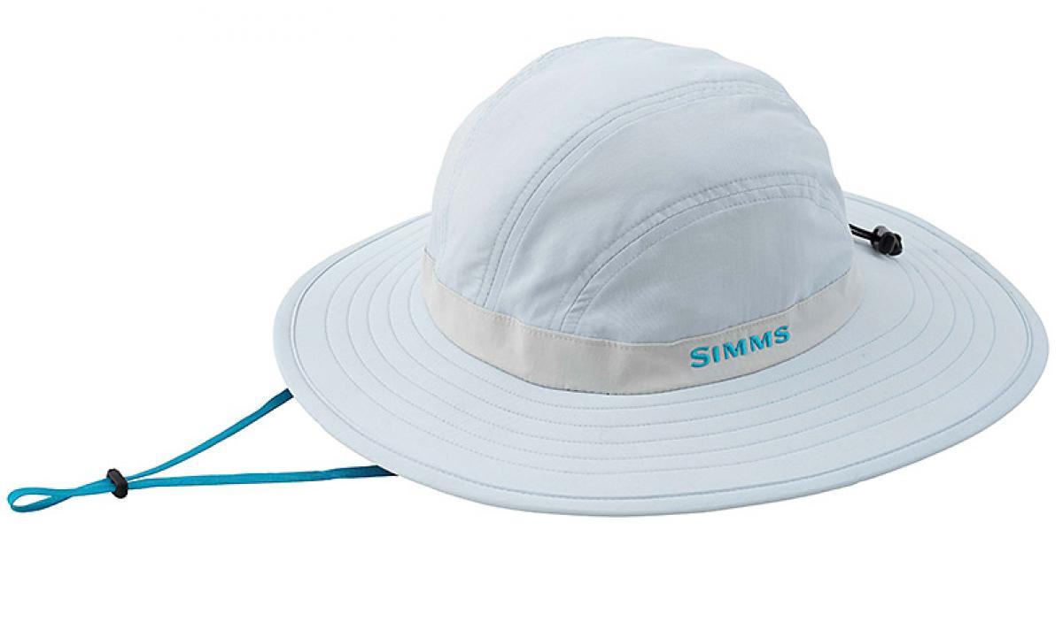 Шляпа Simms Womens Solar Sombrero Pale Blue