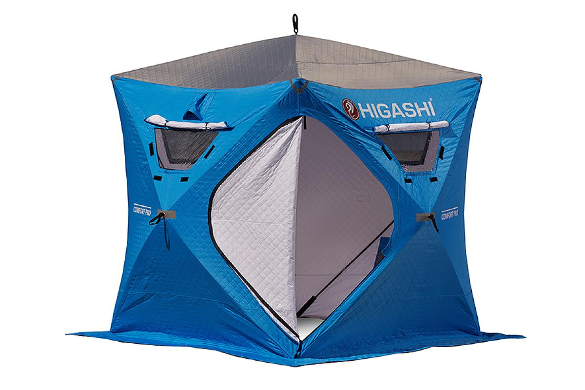 Палатка зимняя Higashi Camo Comfort Pro