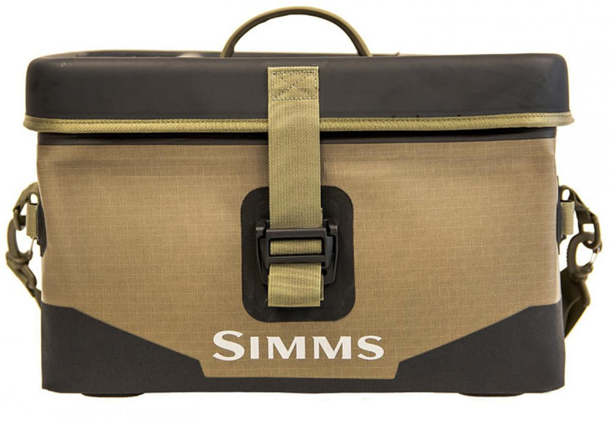 Cумка Simms Dry Creek Boat Bag Large Tan 40L