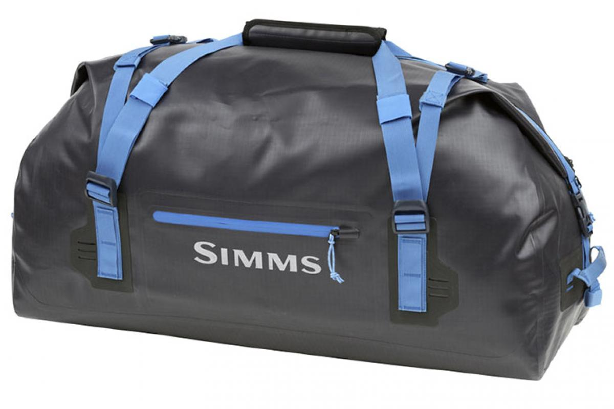 Cумка Simms Dry Creek Duffel Medium Admiral Blue 155L