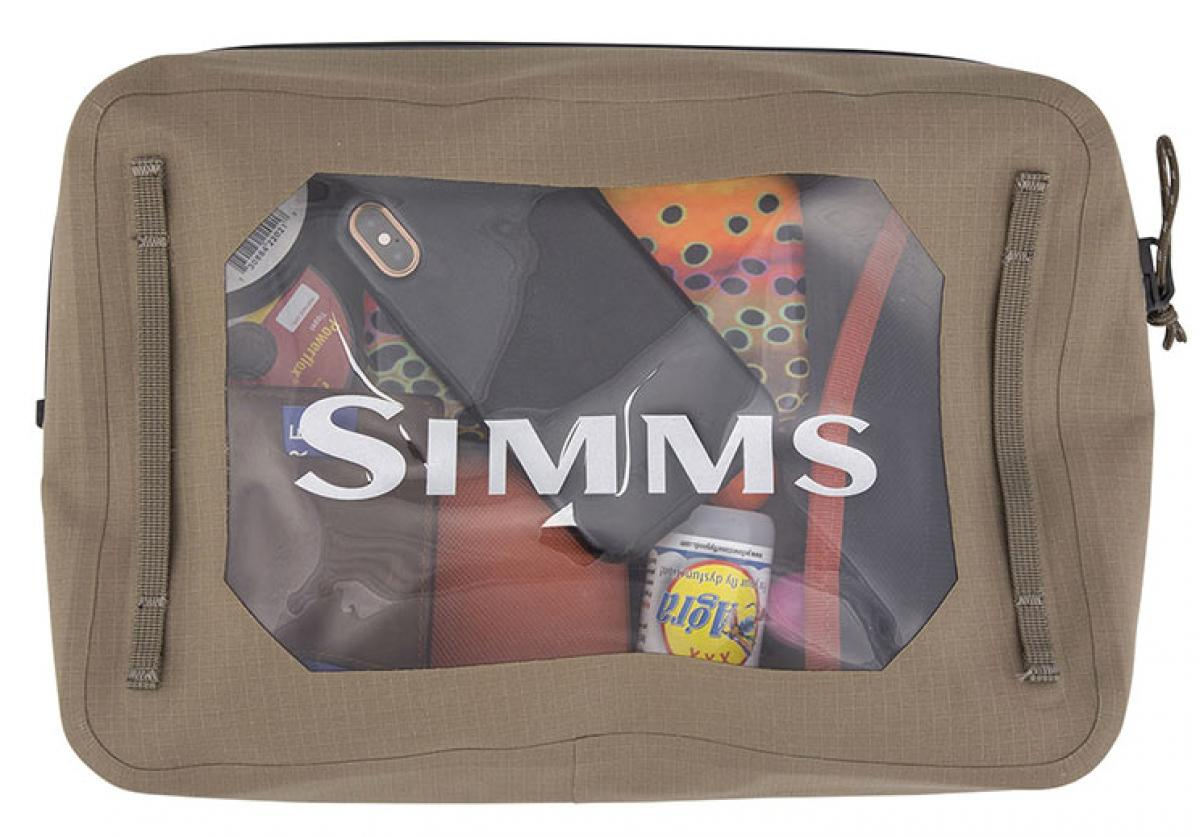 Cумка Simms Dry Creek Gear Pouch Tan 4L