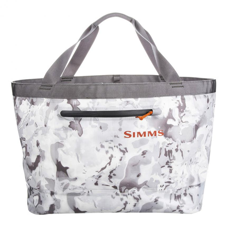 Cумка Simms Dry Creek Simple Tote Cloud Camo Grey 50L
