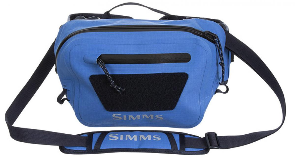 Cумка Simms Dry Creek Z Hip Pack Pacific 10L