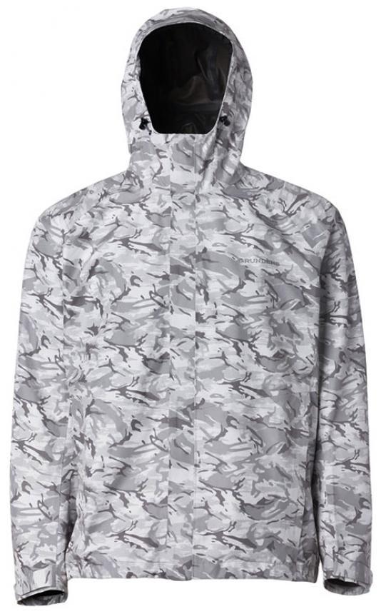 Куртка Grundens Charter Gore-tex Paclite Jacket XL Glacier Camo