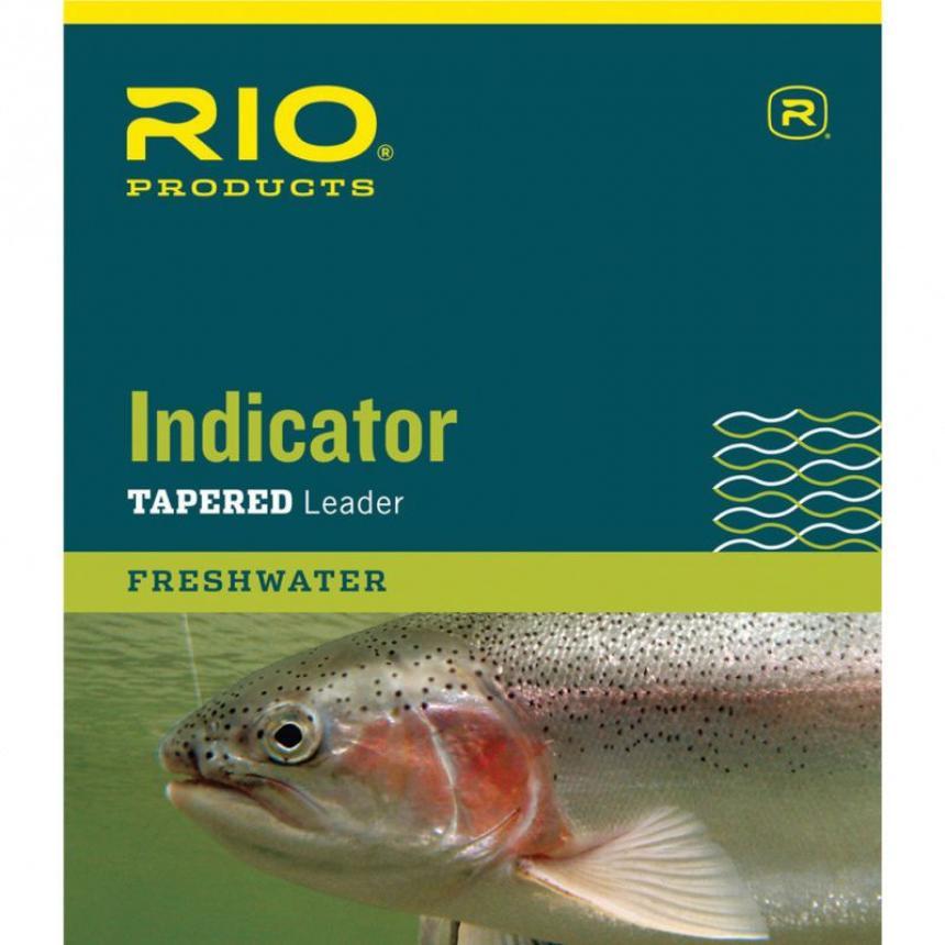 Подлесок Rio Indicator Leader 4X 10 ft 6.4lb