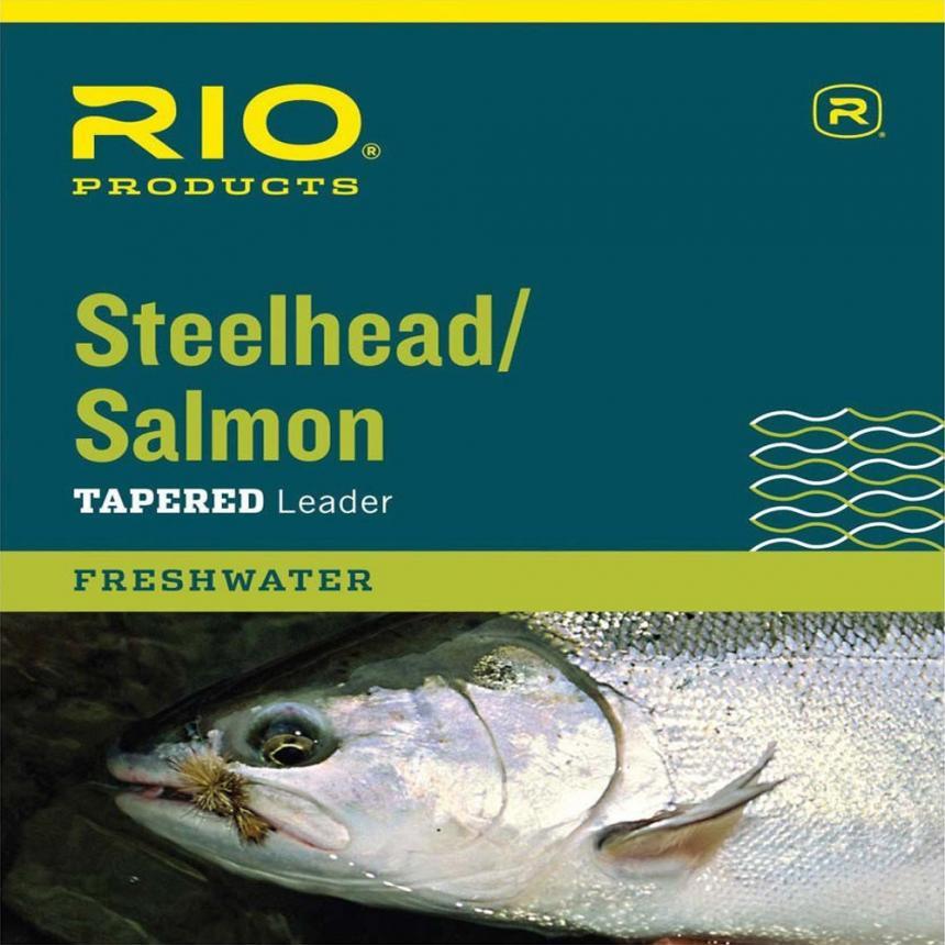 Подлесок Rio Steelhead/Salmon Leader 12 ft 12lb 5.5кг