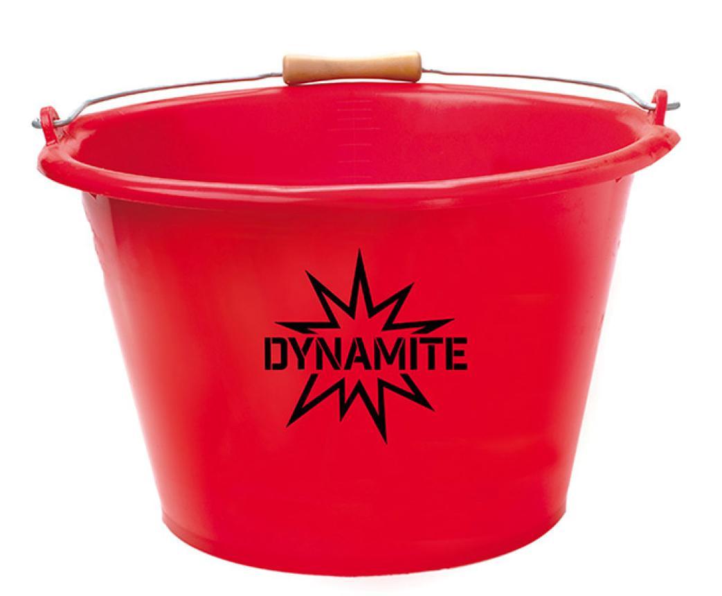Ведро Dynamite Baits 17 литров красное