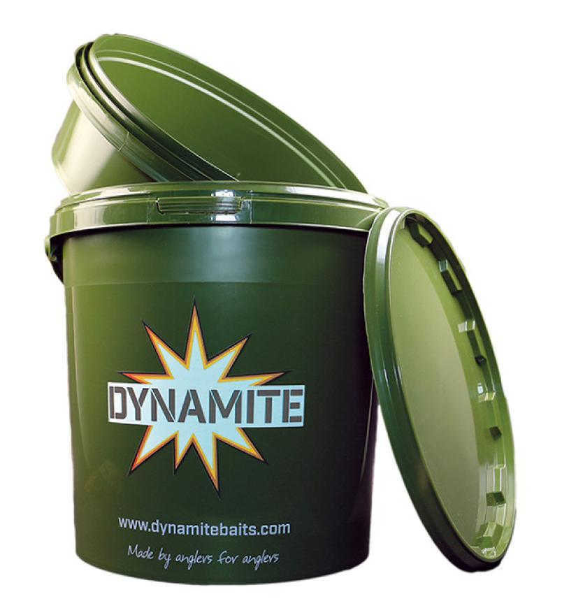 Ведро Dynamite Baits 17 литров с крышкой