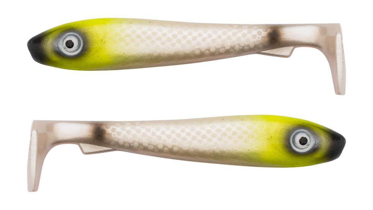 Приманка Svartzonker McRubber Jr 17 Lemon Head