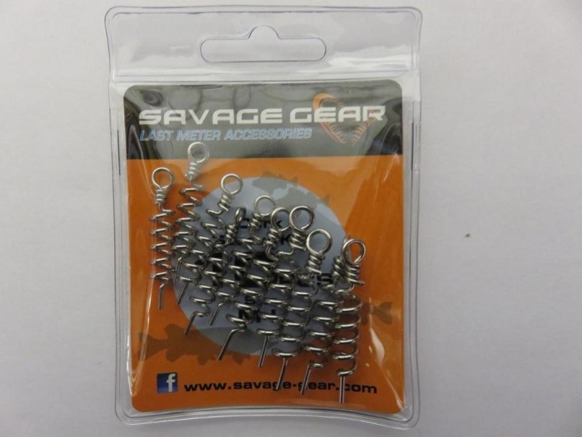 Крепление для силиконовых приманок Savage Gear Corkscrew S