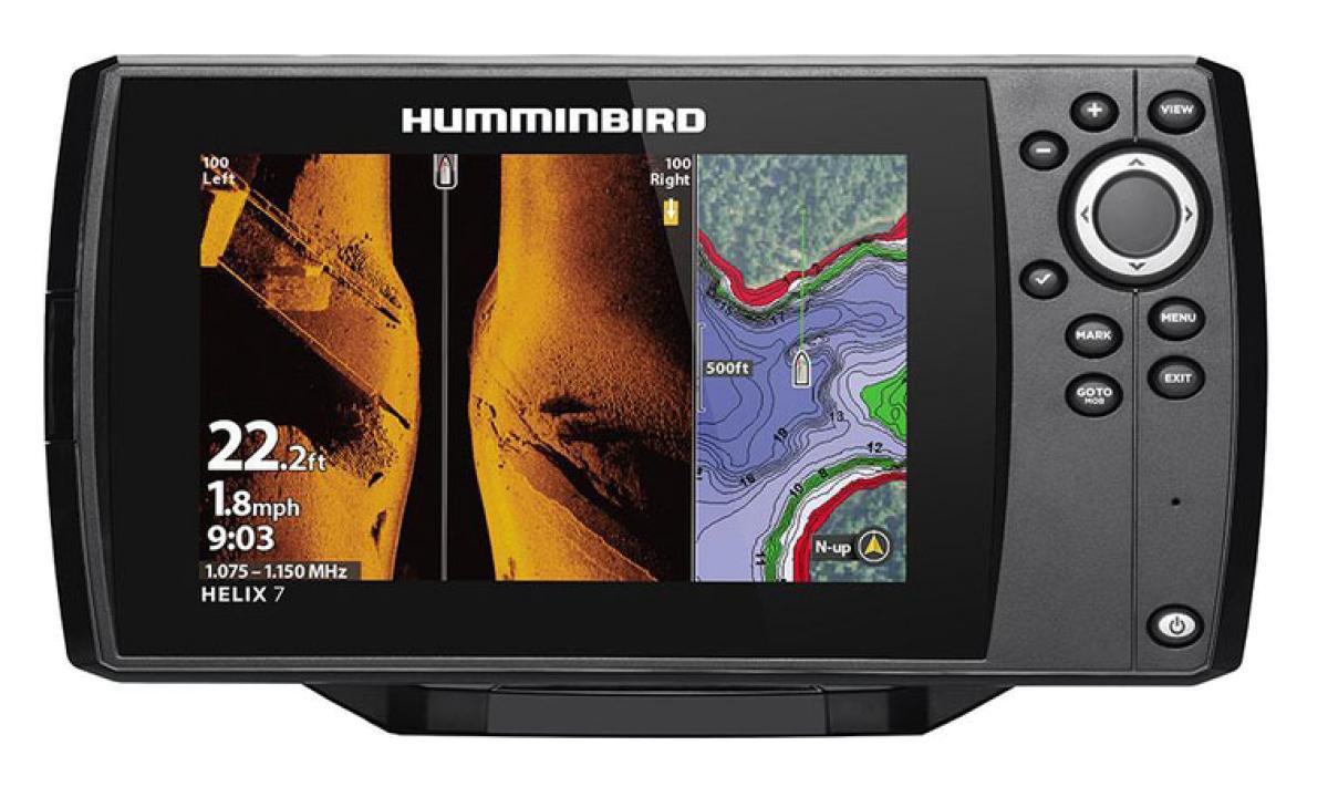 Эхолот Humminbird Helix 7 MSI GPS G3