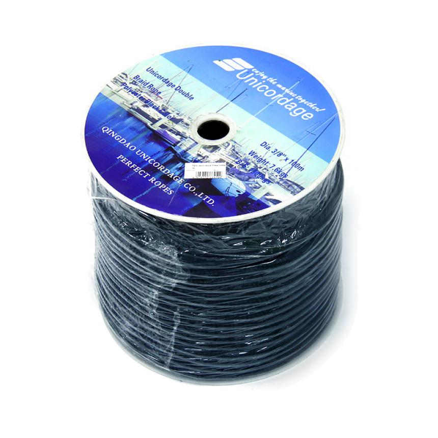 Трос шкотовый Oingdao Unicordage Co LTD 8мм синий