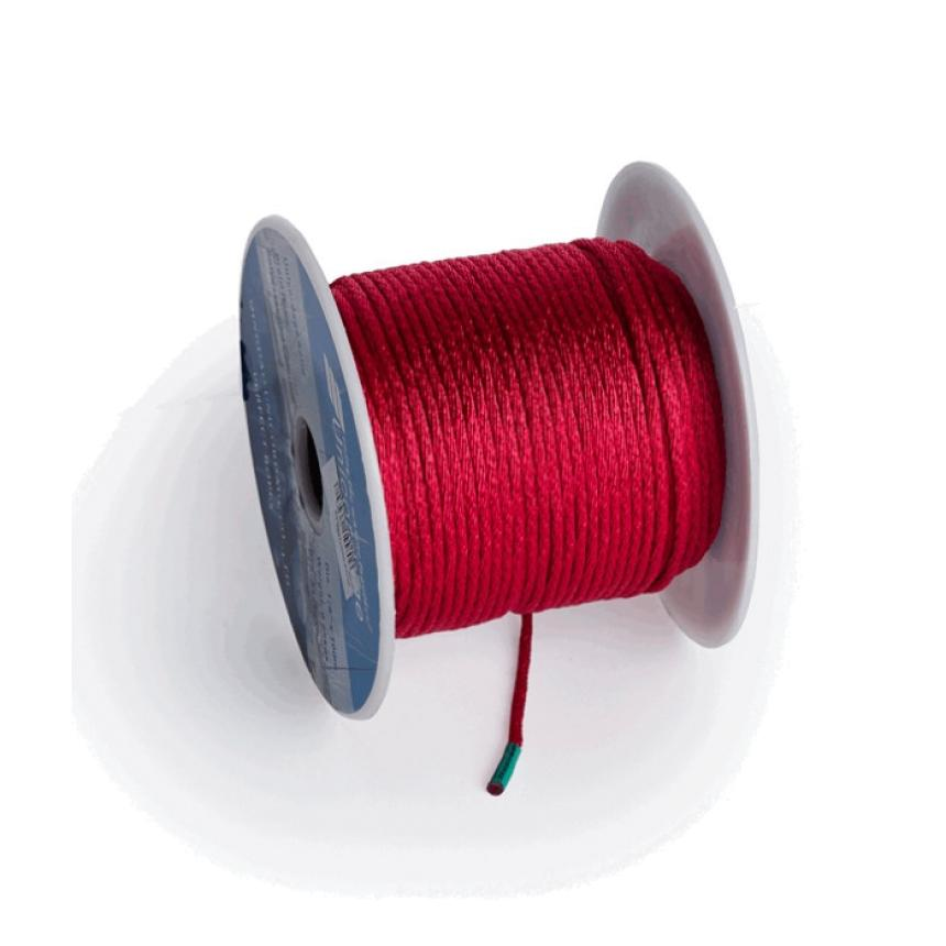Шнур Oingdao Unicordage Co LTD 3мм красный