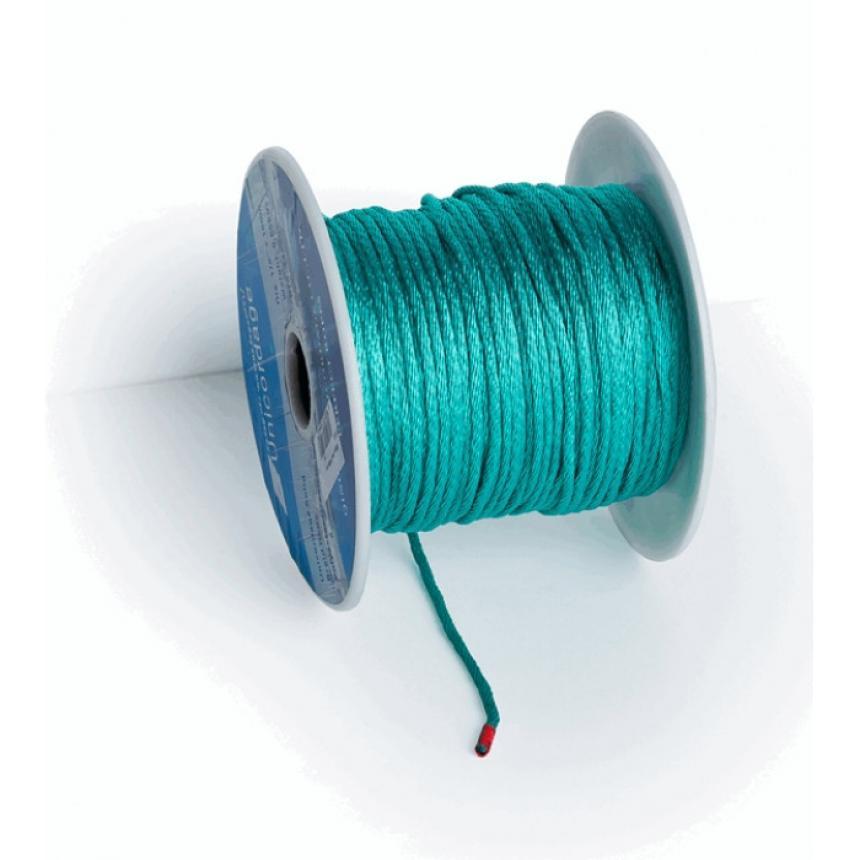Шнур Oingdao Unicordage Co LTD 3мм зеленый