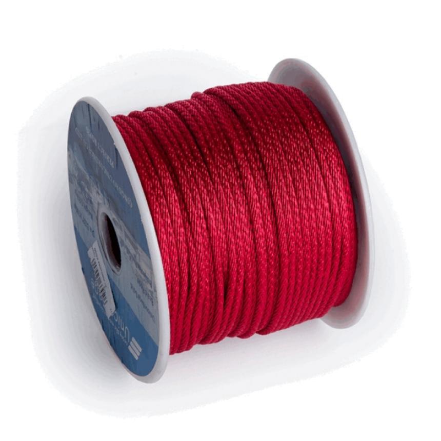 Шнур Oingdao Unicordage Co LTD 4мм красный