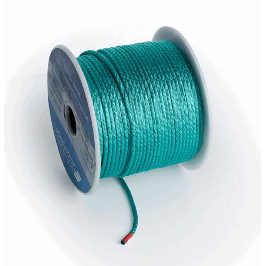Шнур Oingdao Unicordage Co LTD 4мм зеленый