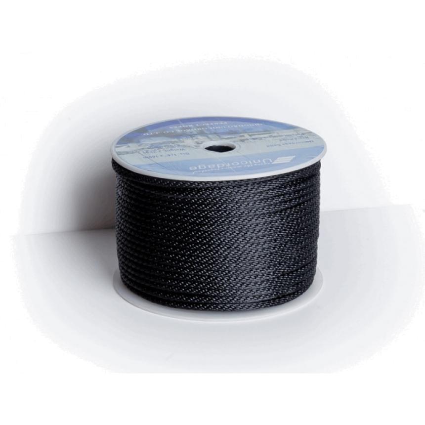 Шнур Oingdao Unicordage Co LTD 7мм черный