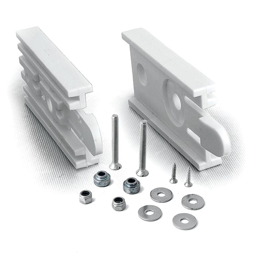 Крепление для трапа Sumar (комплект) пластмасса