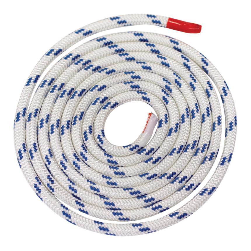 Трос Kaya Ropes Lupes LS 12мм бело-синий 200м