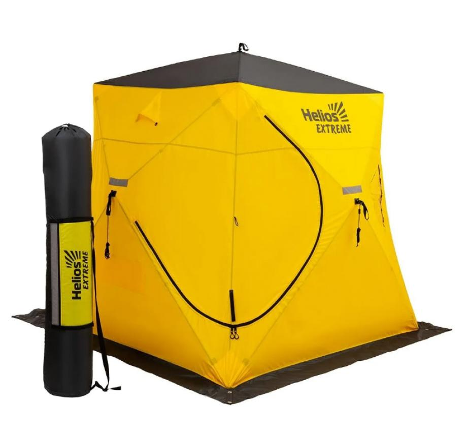 Палатка зимняя Helios Piramida Extreme 2x2 V2.0