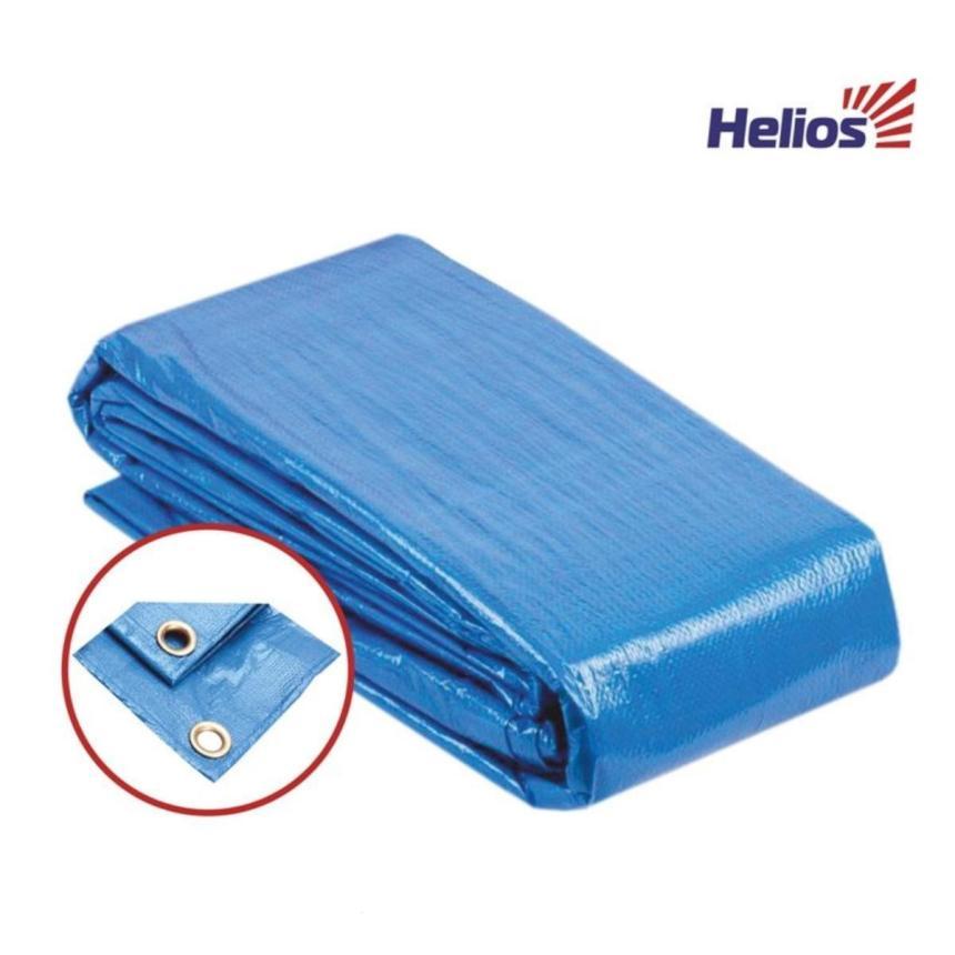 Тент Helios универсальный blue 3x5м 60гр/м2