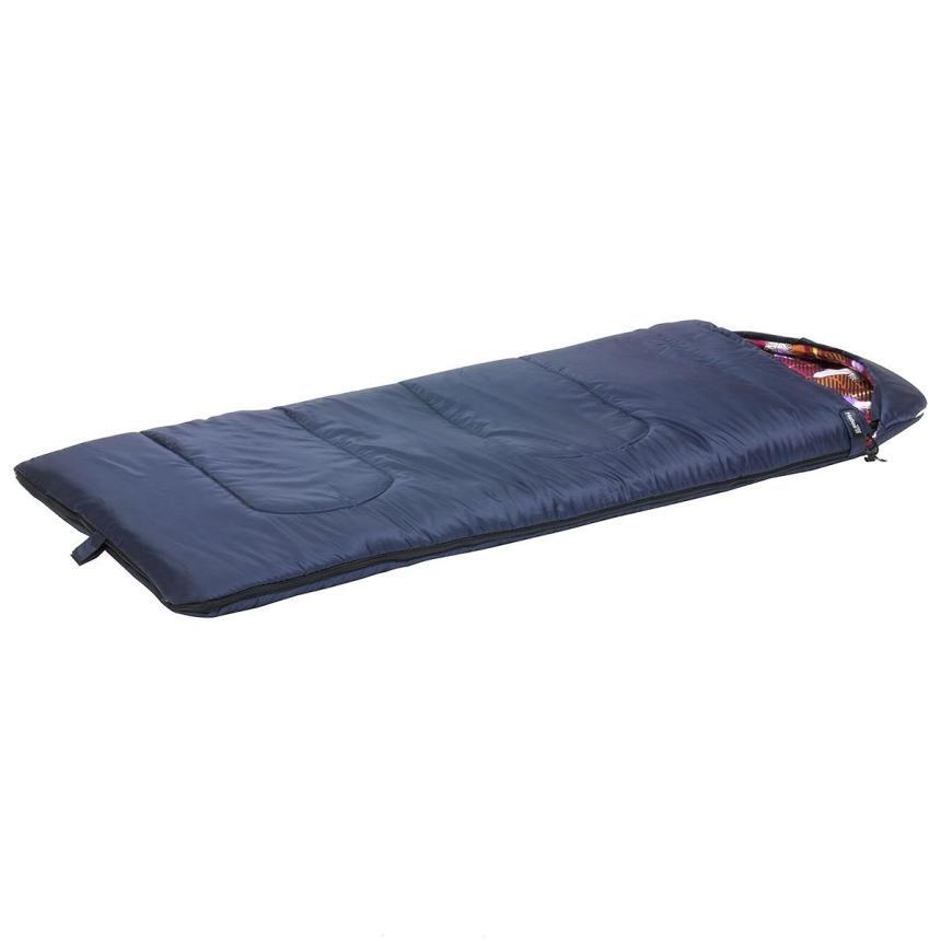 Спальный мешок Helios Батыр СОК-2У синий