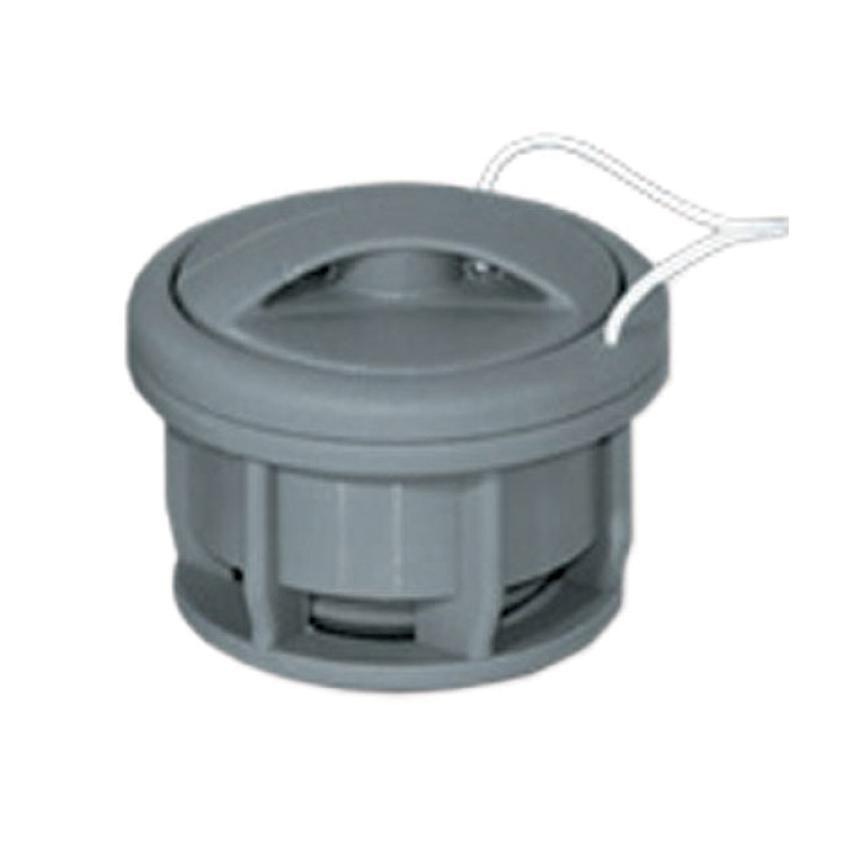 Клапан воздушный Ceredi 56х45мм Lorel пластмасса