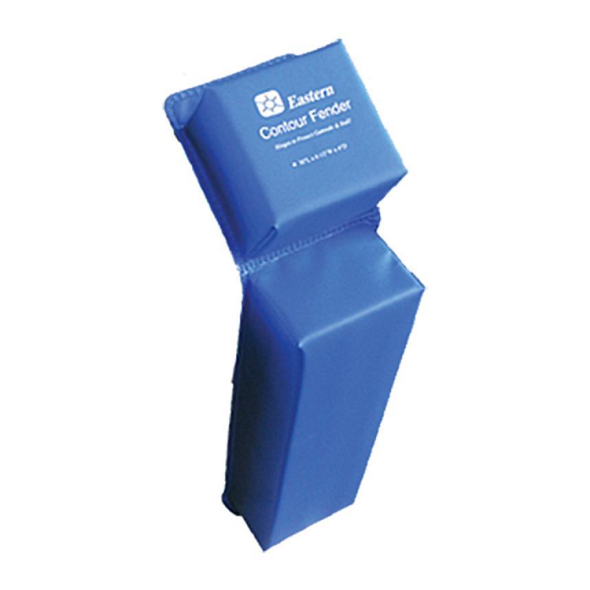 Кранец Easterner причальный угловой 760х155мм синий