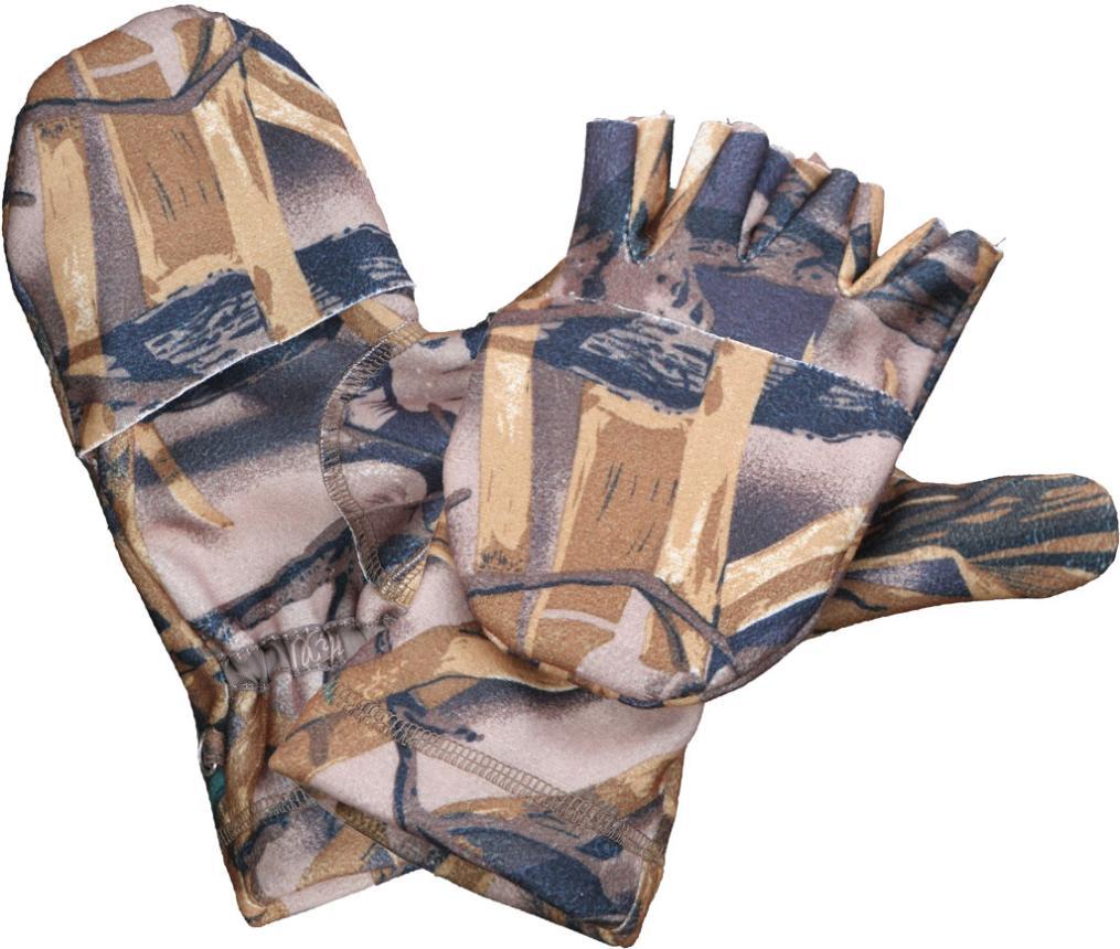 Варежки-перчатки XCH windblock M камыш