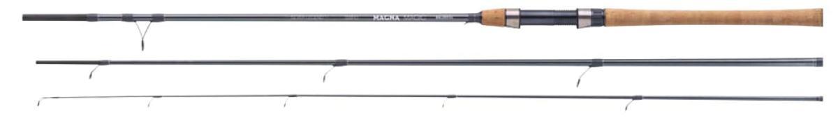 Удилище Balzer Magna Magic Silver Legend Sbiro 390 15-55гр