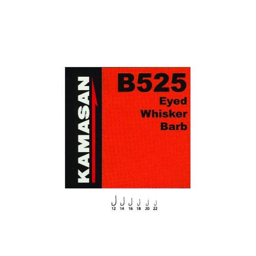 Крючок Kamasan B 525 №18