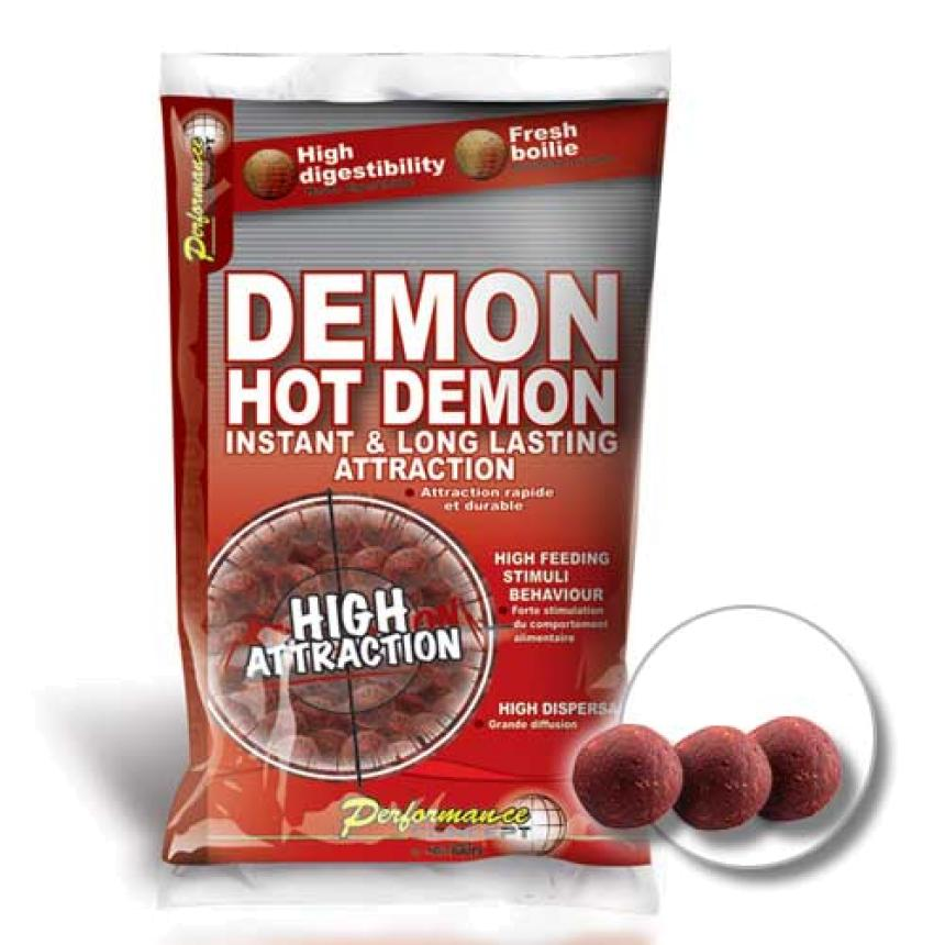 Бойлы Starbaits Performance Concept Hot Demon Long Life Boilies 20мм 2,5кг