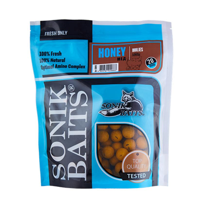 Бойлы Sonik Baits 20мм Honey