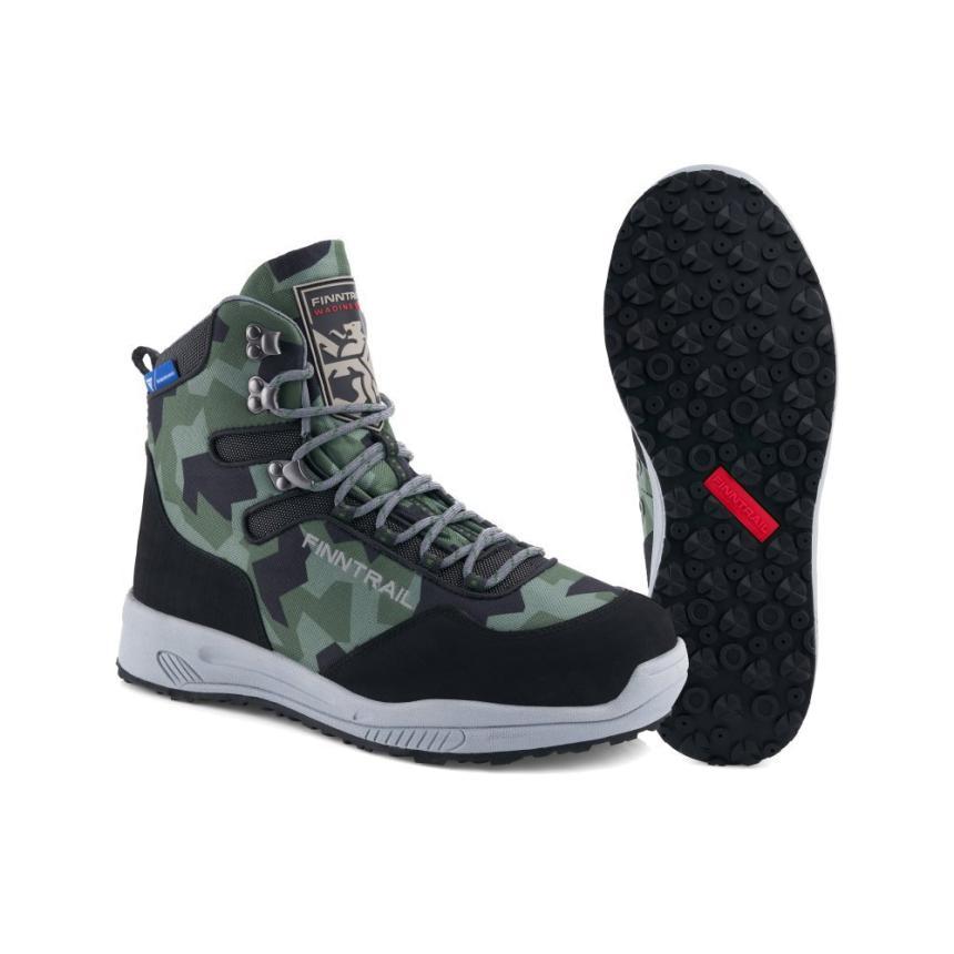 Ботинки Finntrail Sportsman Rubber sole 11(44) CamoArmy