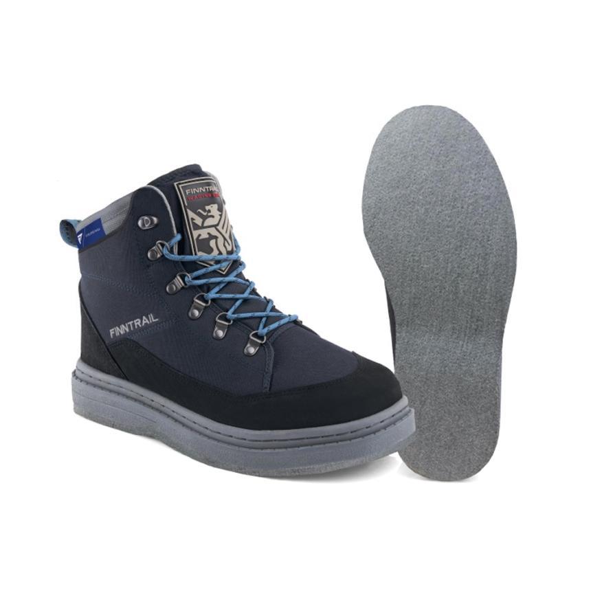 Ботинки Finntrail Greenwood Felt sole 11(44)