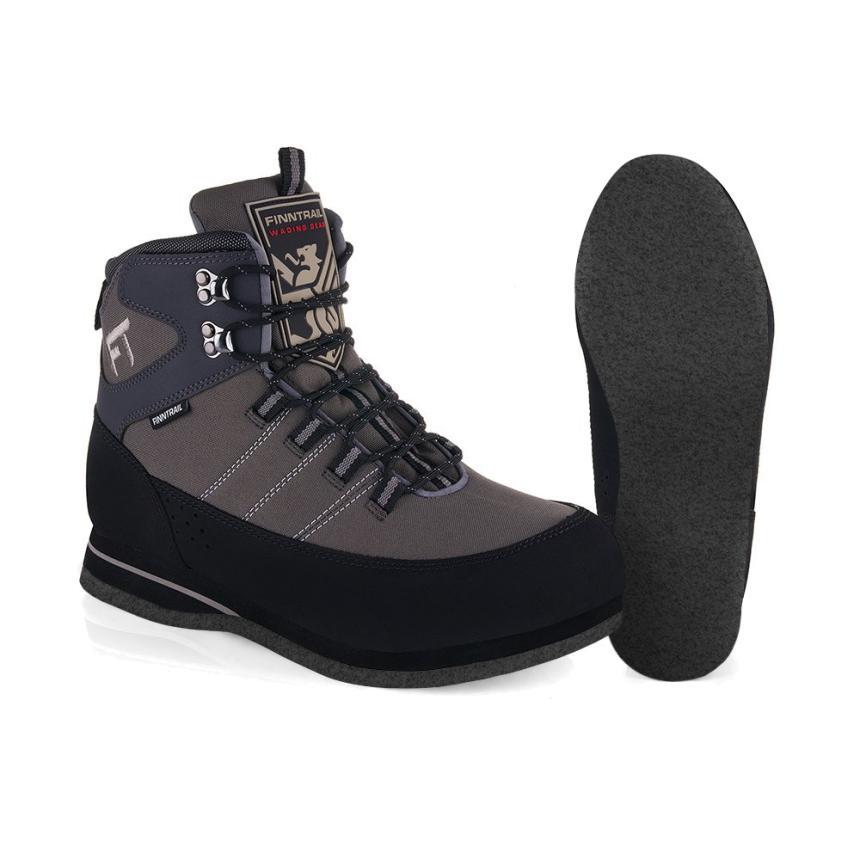 Ботинки Finntrail New Stalker Felt sole 12(45)