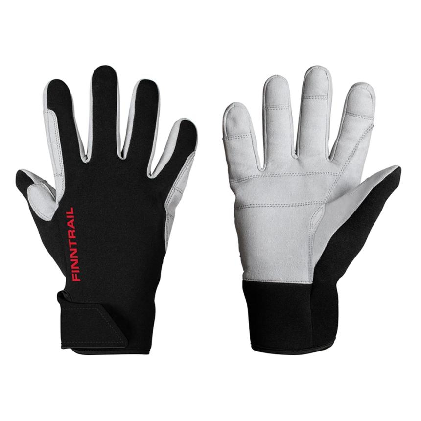 Перчатки Finntrail Enduro M Red