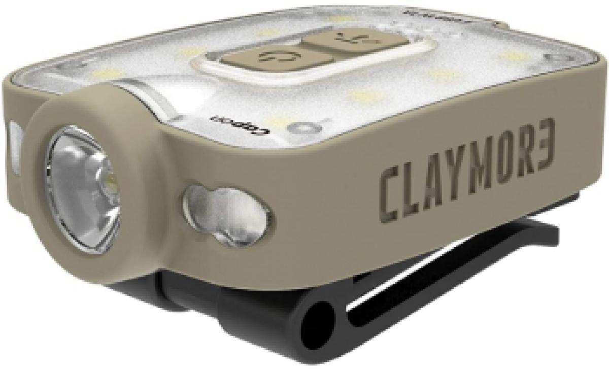 Фонарь налобный Claymore Capon 40B Tan