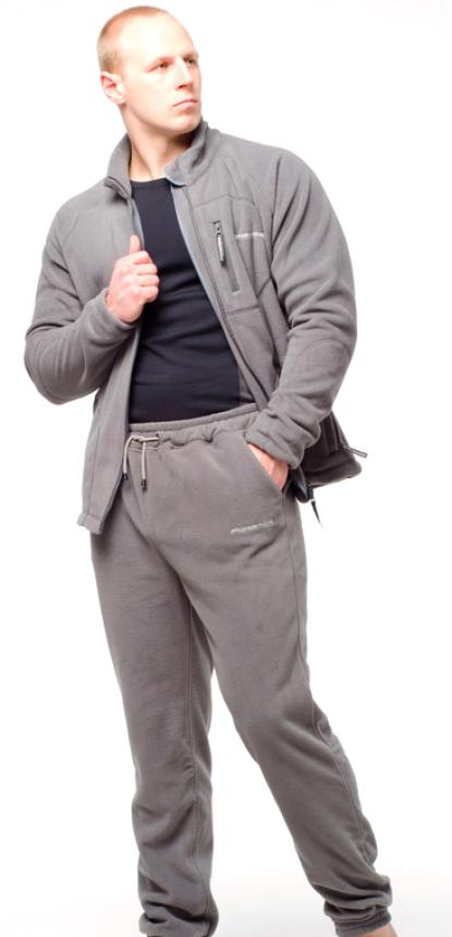 Костюм Forsage Thermal Suit 3XL Gray