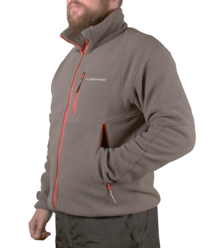 Куртка Forsage Thermal Jacket XXL Gray